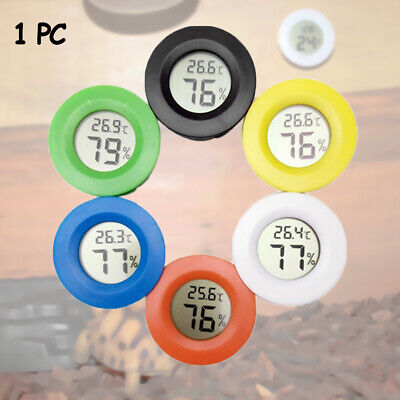 Temperature  Digital LCD Thermometer Hygrometer Hygrothermograph Humidity Meter