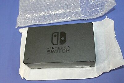 Brand New Genuine Nintendo Switch Charging Dock Only, No Cables.