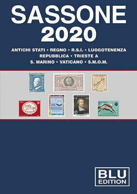 2020 Catalogo Sassone BLU