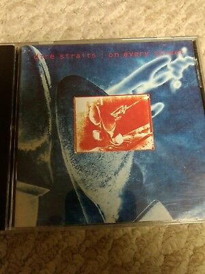 Dire Straits: On Every Street CD