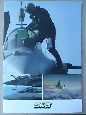 Document Safran Martin Baker Ejection Seat Rafale Mirage Siege Ejectable