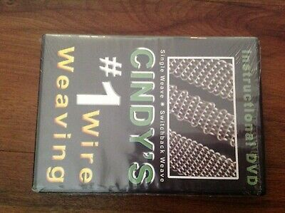 Cindy's Wire Weaving #1 - Single & Switchback Weave (DVD)