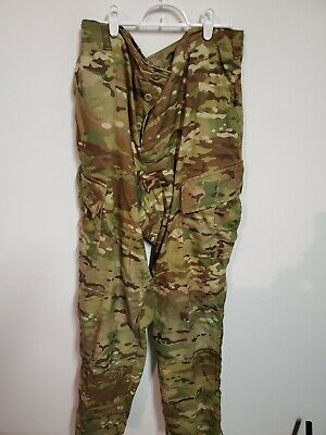 Army OCP IHWCU JUNGLE UNIFORM  large x long pants trousers used excellent jungle