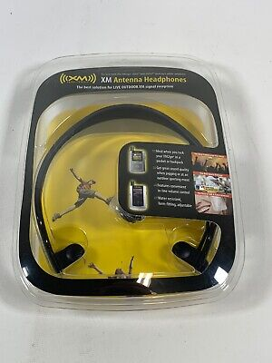 BELKIN XM Antenna Headphones F5X002 For Xm2Go Inno and Helix Receivers G4