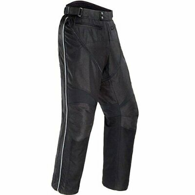 Tourmaster Flex Pant Motorcycle Riding pant 4 season insulated liner Large tall