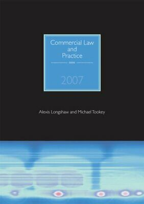 Commercial Law and Practice 2006/2007 (Lpc) by Alexis Longshaw Paperback Book