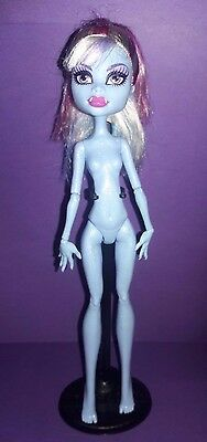 Monster High Classroom Home Ick Abbey Nude Doll