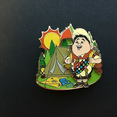 DSSH - Summer Series - Russell from UP - Limited Edition 400 Disney Pin 102479