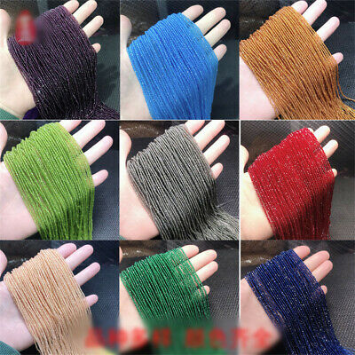 1pcs Coloured Spinel Faceted Loose Bead Handmade Natural Lots Styles Jewelry DIY