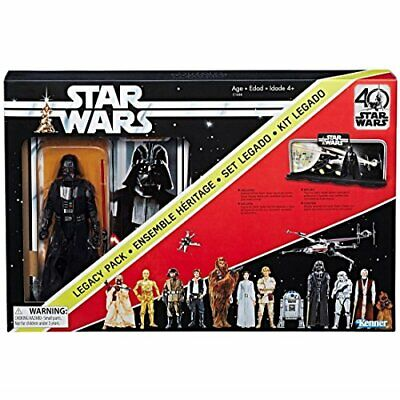 Star Wars Black Series 6 inches figures 40th Anniversary Darth Vader legacy pack