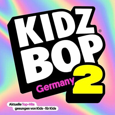 Kidz Bop Kids - KIDZ BOP Germany 2 CD NEU OVP