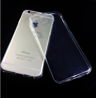 Back Case Cover TPU Soft Silicone Protective For iPhone 7 8 XR XS FREE SHIPPING