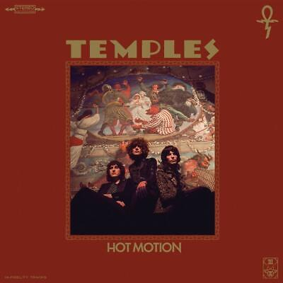 Temples 'Hot Motion' CASSETTE (27THSEP) NEW