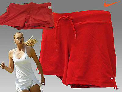 Nike Drifit Femmes Tennis Short X Large XL Nwt Rouge