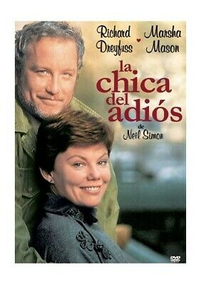 La Chica Del Adios (The Goodbye Girl) - DVD  CUVG The Cheap Fast Free Post