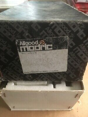 ALLGOOD MODRIC DOOR CLOSER IN SATIN SILVER FINISH BOXED UNUSED 60kgs