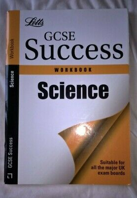 GCSE SCIENCE success workbook revision/practice aid Physics, Biology, Chemistry