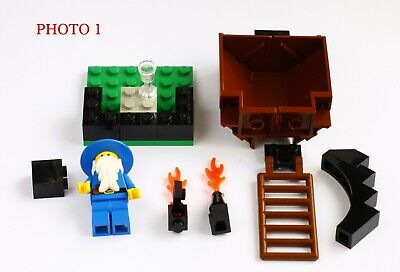 LEGO Dragon Masters,6020 Magic Shop,NOT COMPLETE SET