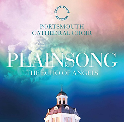 Plainsong- The Echo of Angels: Portsmouth Cathedral CD NEU
