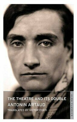 The Theatre and Its Double by Artaud, Antonin Book The Fast Free Shipping