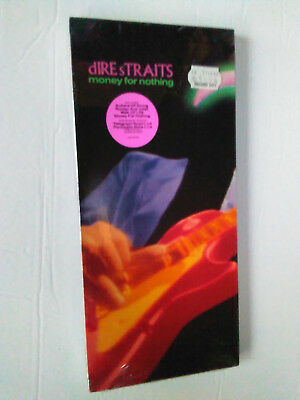 Dire Straits MONEY FOR NOTHING cd NEW LONGBOX long box.greatest hits.the best of