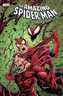 Amazing Spider-Man #31 Absolute Carnage Tie In Marvel Comics 10 09 2019
