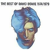 David Bowie : The Best of 1974-1979 CD