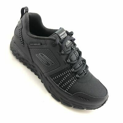 Vandalir Costoso mosquito  SKECHERS SPORTS ESCAPE Plan Sly Goose Men's Walking Trainers Trail ...