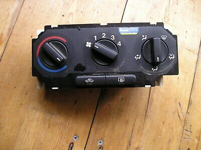 24463627 52496556  Astra HEATER Control Panel
