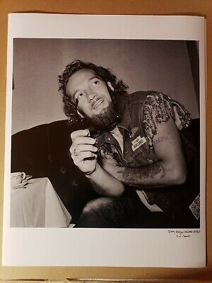 Sonny Barger Oakland Hells Angels 1967 Press Photo Poster 16X20 #3 S.f. Chronicl