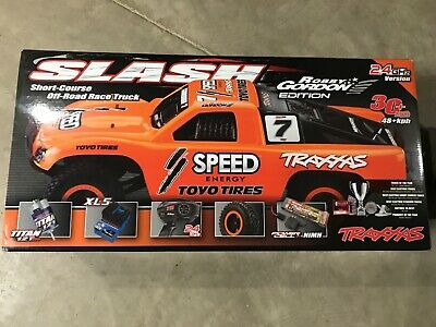 TRAXXAS SLASH 2WD 1:10 - Upgraded With Extras (See