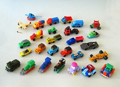🌟 LOT Véhicules KINDER SURPRISE VINTAGE