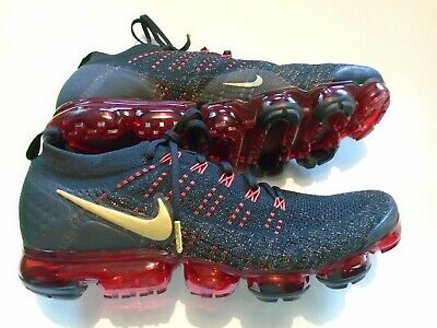 New Nike Air Vapormax FK 2 CNY Flyknit Chinese New Year Mens 14 Shoes BQ7036-001