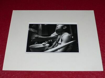 [PHOTOGRAPHIE] ARCHIVES JAMES A. FOX (Agence MAGNUM) BOXE (279)