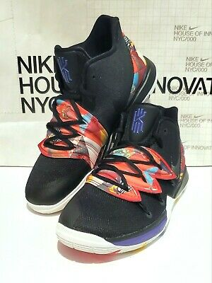 buy online 16b46 0bad7 NIKE ZOOM TURBO Kyrie Irving 5 V Chinese New Year CNY Black ...