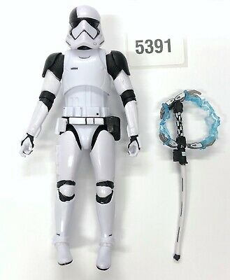 "Star Wars 6"" Inch Black Series FIRST ORDER EXECUTIONER STORMTROOPER  Hasbro"
