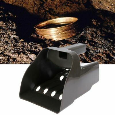 Sand Scoop for Detecting Treasure Metal Hunting Sifter Beach Shovel Gold Mining