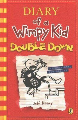 Diary of a Wimpy Kid: Double Down (Diary of a Wimpy Kid Book 11) 9780141376660