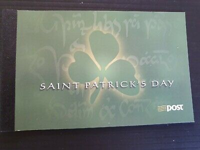 Ireland 2003 Sp1 St.patrick Day  Premium Booklet