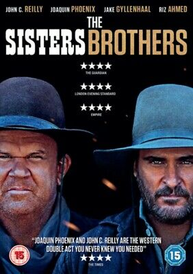 The Sisters Brothers *NEW* DVD