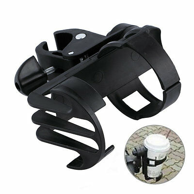 New Baby Stroller Parent Console Organizer Cup Holder Buggy Jogger Universal BV