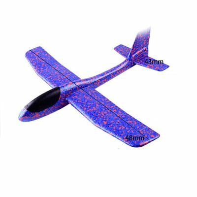 Throwing Airplane Foam Glider Model Inertia Aircraft Toy Hand Launch Airplane Vt