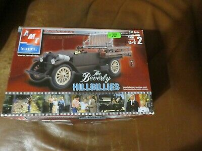 AMT/ERTL/RC2 The Beverly Hillbillies Truck 1/25 Scale Model Kit #31753