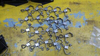 STAGE LIGHTING - 20 x Doughty Truss Hook Clamps
