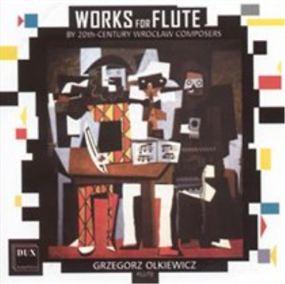 Works for Flute By 20th-century Wroclaw Composers CD NEU