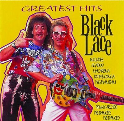 Black Lace Greatest Hits CD Value Guaranteed from eBay's biggest seller!