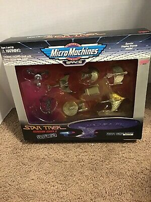 Star Trek Epic Box  Limited Edition Brand New NIB