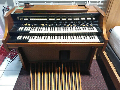 1967 HAMMOND ORGAN H-112 All-Tube Model -Components Sale, All Working on