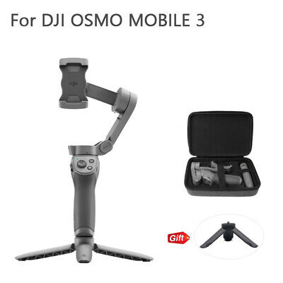 DJI Osmo Mobile 3 3-Axis Handheld Gimbal Stabilizer for Smartphones +Storage Bag