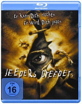 Jeepers Creepers (2001) * Gina Philips, Justin Long * UK Compatible Blu-Ray New